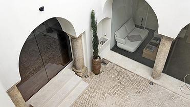 Hoteles con patio en Córdoba