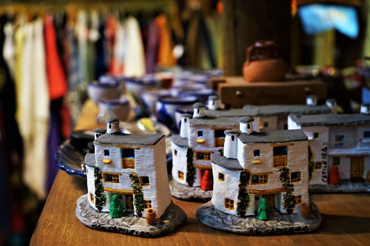 Ascenso al Mulhacén: Artesanía de Capileira