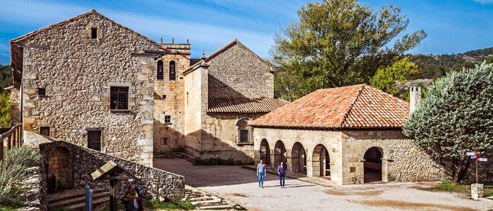 Santuario de Sant Joan de Penyagolosa. Foto cedida por: Turismo de Castellón.