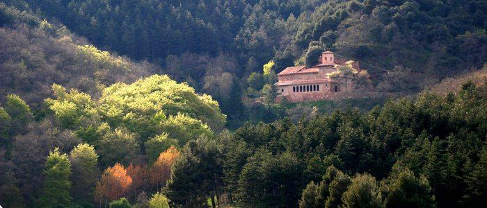 Monasterio de Suso. Foto: Turismo de La Rioja.