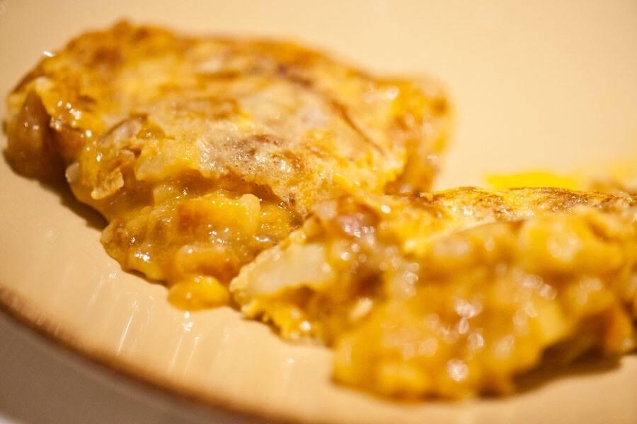 Poca gente se resiste a tortillas como esta. Foto: Las Tortillas de Gabino