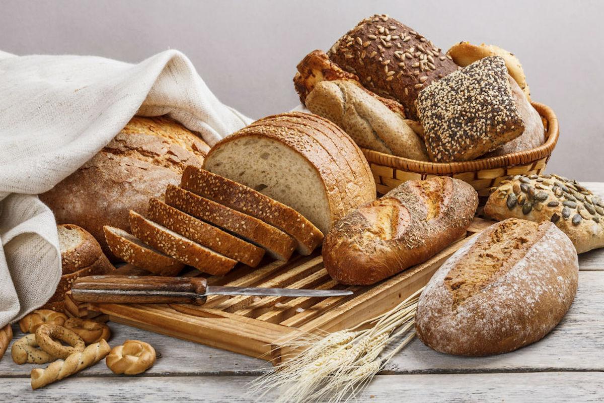 Armonía de panes con otros alimentos.