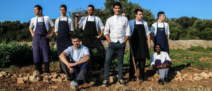 El equipo de Andreu Genestra.