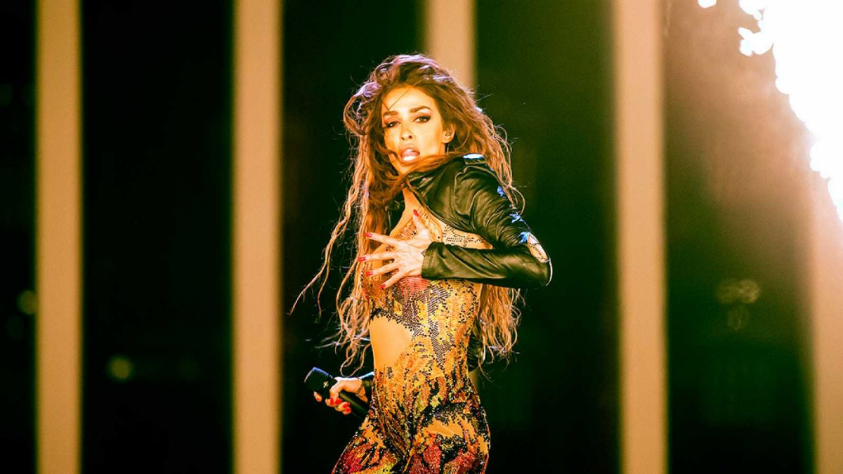 Eleni Foureira actuará durante la gala de la XI edición Mr. Gay Pride España. Foto: D.R.