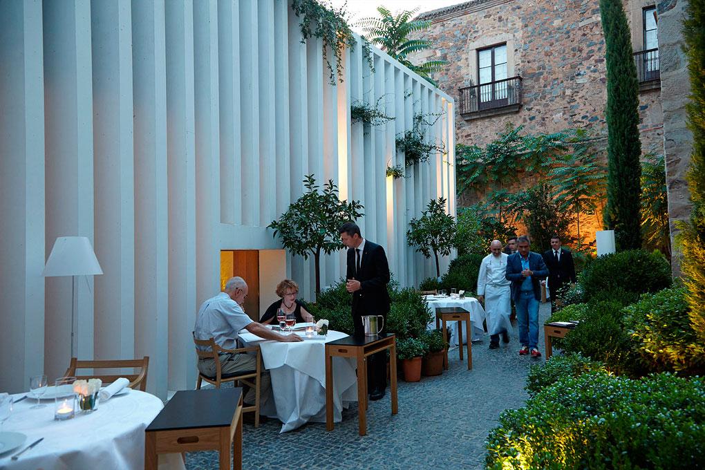 Para una ocasión muy especial. Foto: Restaurante Atrio.