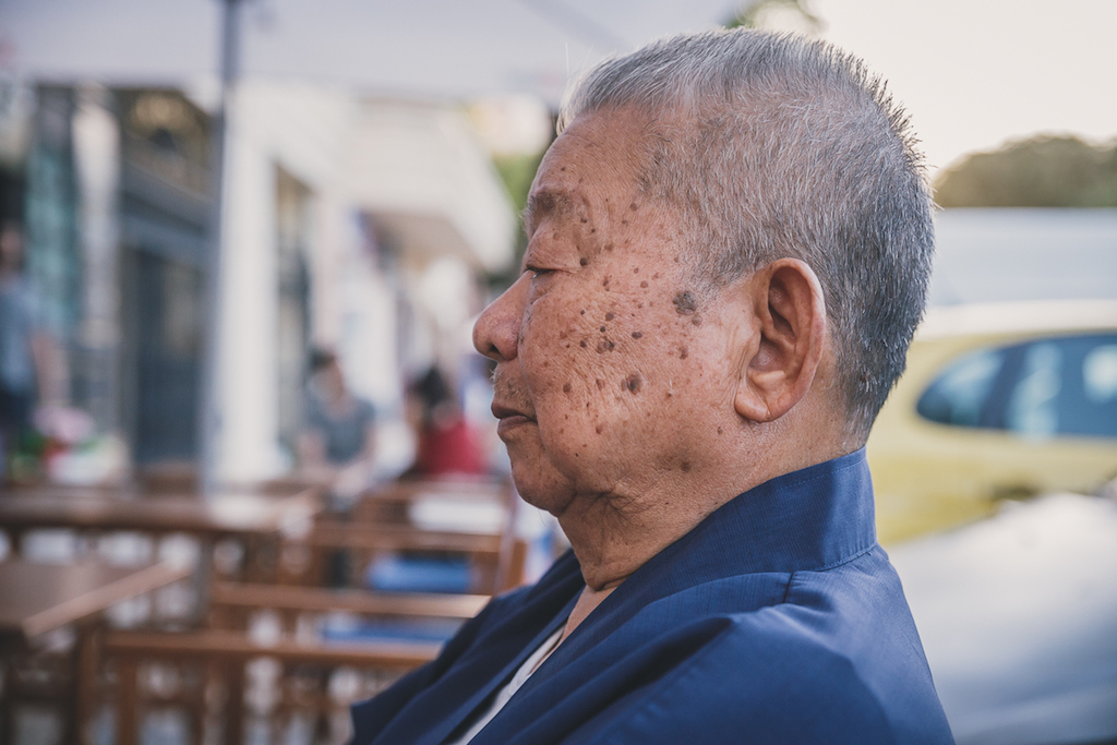 Masao Kikuchi, eminencia de la gastronomía japonesa.