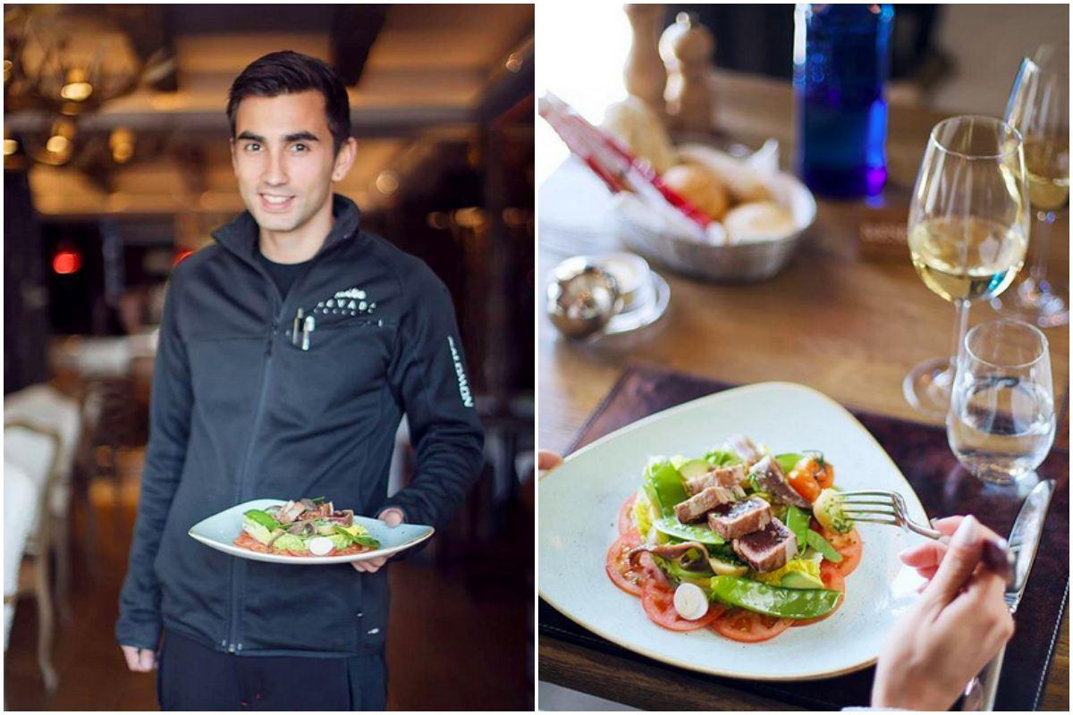 En sus cuatro restaurantes sirven comida muy andaluza. Foto: El Lodge.