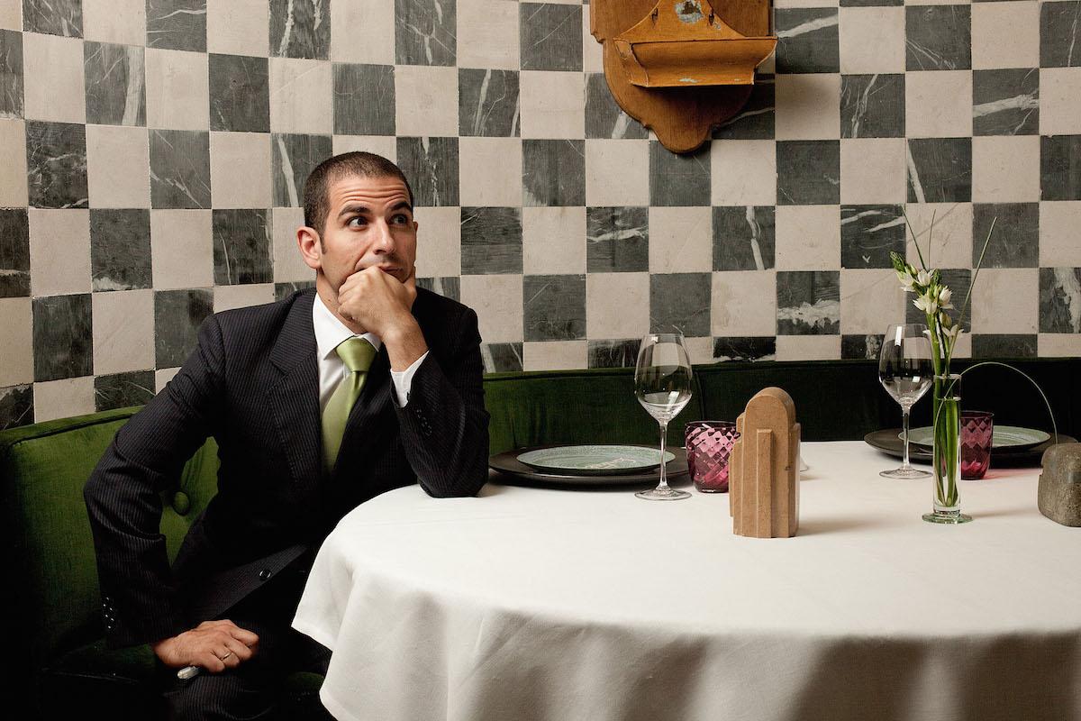 Abel Valverde, artífice del Premio a la Sala. Foto: El Blog de Abel Valverde.
