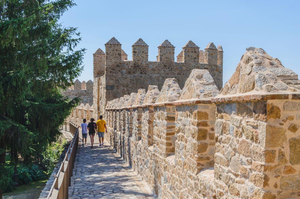 Visita Ávila antes de que acabe el año Teresiano. Foto: Shutterstock.
