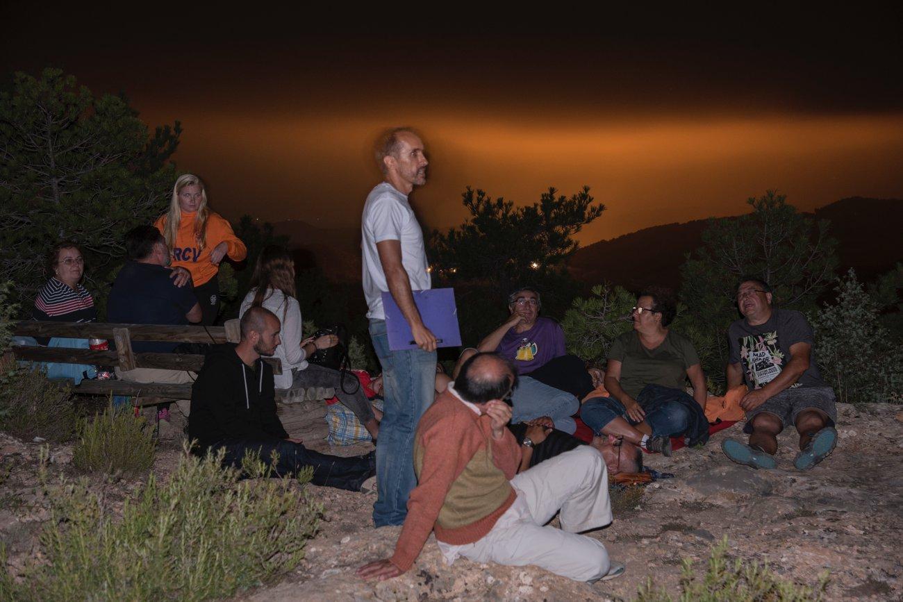 Sierra de Gúdar-Javalambre: Excursión nocturna para ver las estrellas