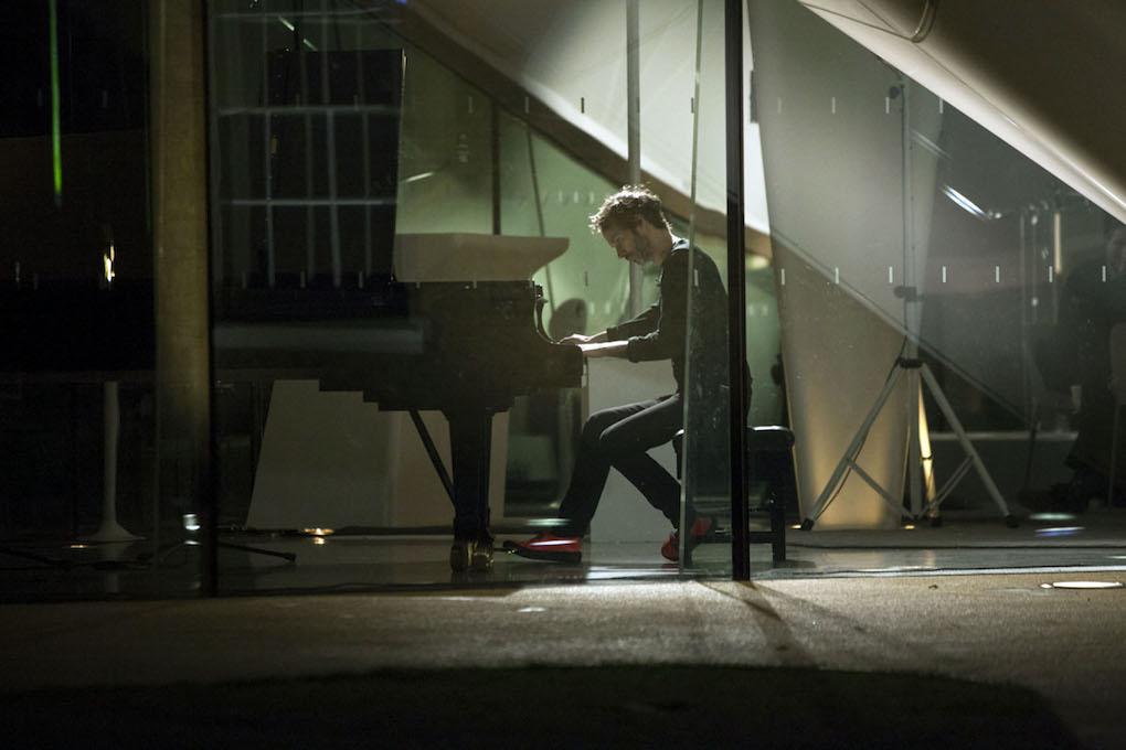 El pianista británico James Rhodes. Foto: cedida por los Veranos de la Villa