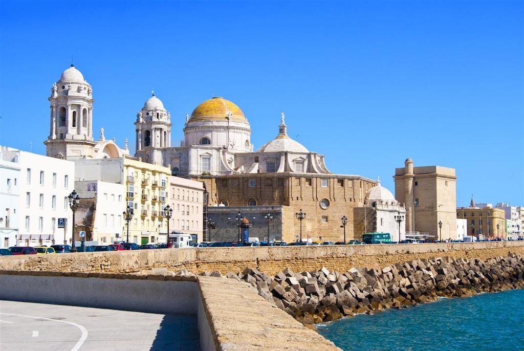 Catedral de Cádiz. Foto: Manuel de la Varga.