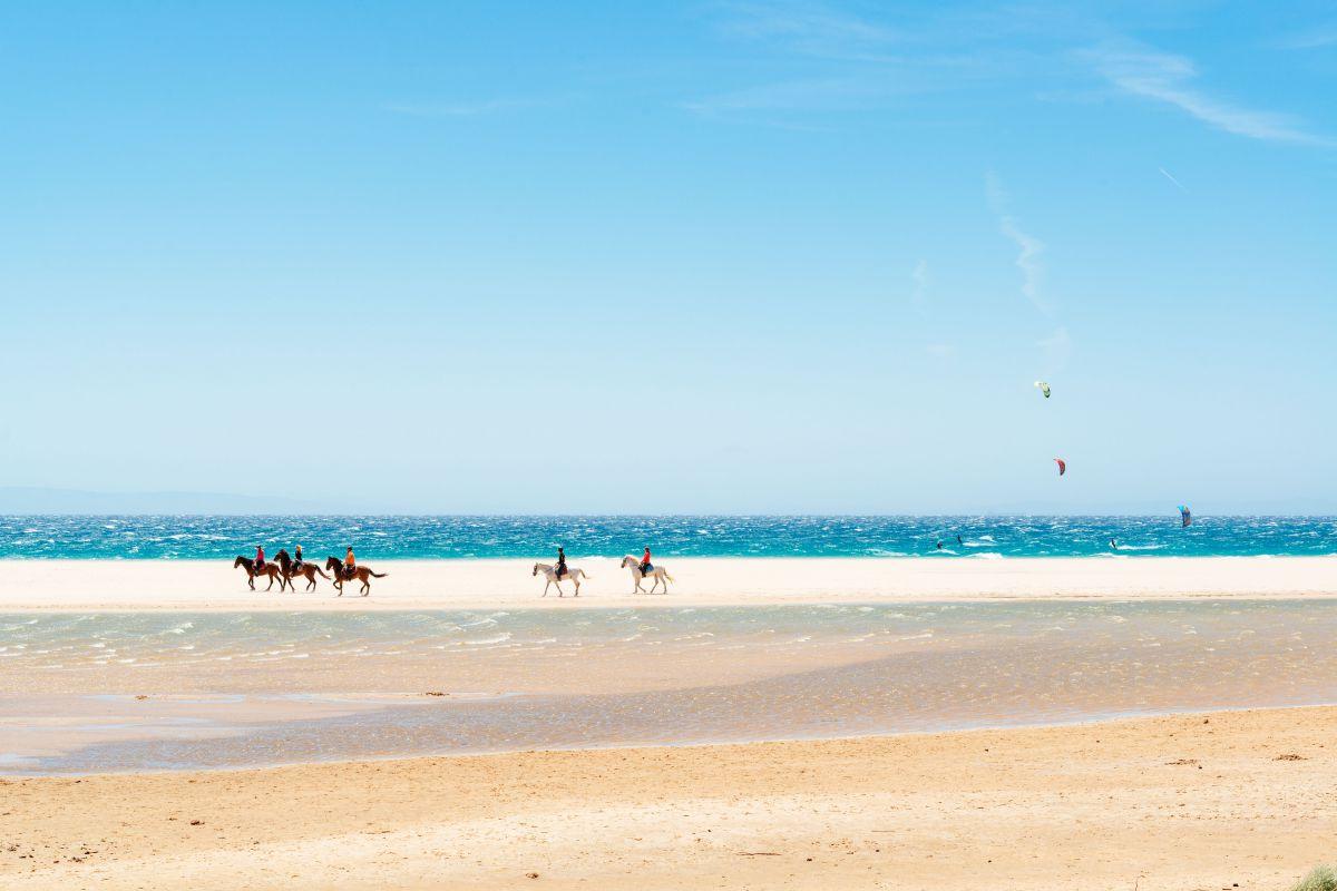 Playa de Punta Paloma (Tarifa).