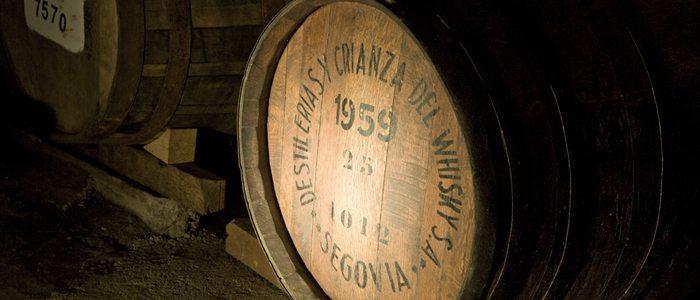 Destilerías Whisky DYC Segovia. / Cedida por: Turismo de Segovia.