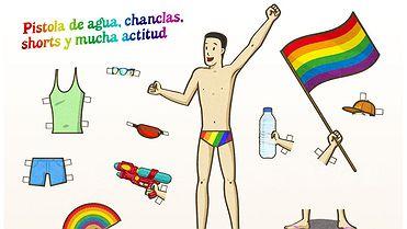 Guía para disfrutar del Orgullo Gay 2018 (Madrid)