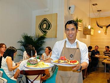 Tres hamburgueserías 'gourmet' imprescindibles en Madrid