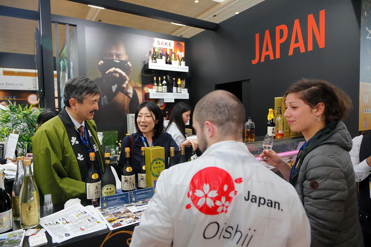 El imperio nipón ha sido el país invitado este año a Madrid Fusión.