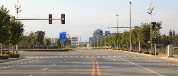 """Los sistemas de semáforos del futuro serán """"inteligentes""""."""