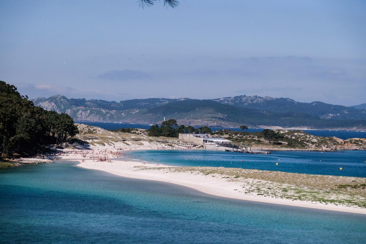La Playa de Rodas fue catalogada como la mejor del mundo por 'The Guardian' en 2007.