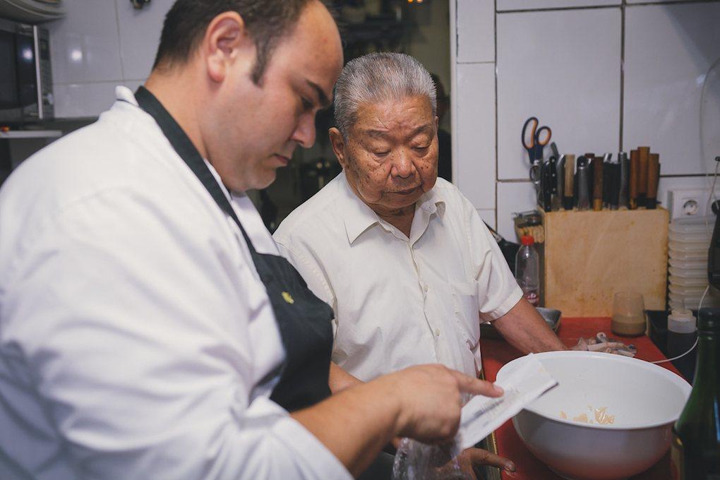 Tándem fusión: lo mejor de la gastronomía japonesa con toque ibérico.