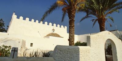 Iglesia de Sant Josep, Eivissa. / Autor: Pedro Coll. / Cedida por: Govern de les Illes Balears / Conselleria d'Innovació, Recerca i Turisme. / Agència de Turisme de les Illes Balears (ATB).