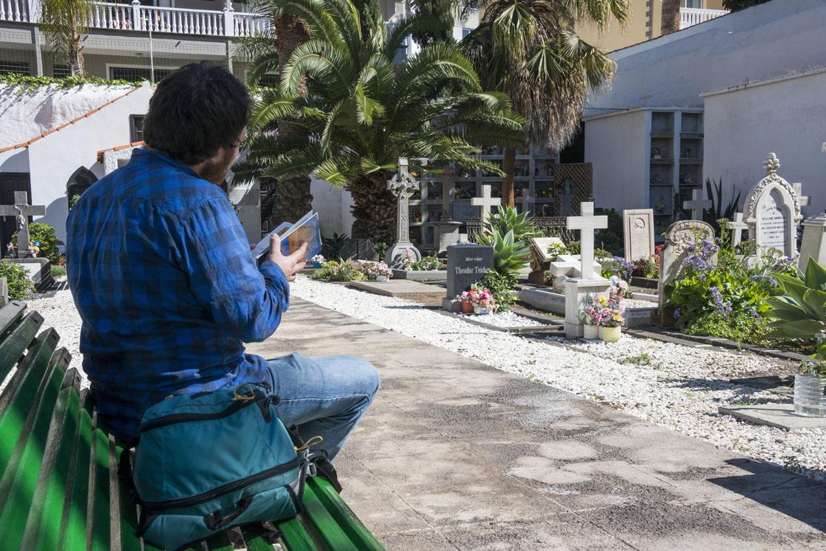 La muerte también muy presente en la comunidad británica de Tenerife.
