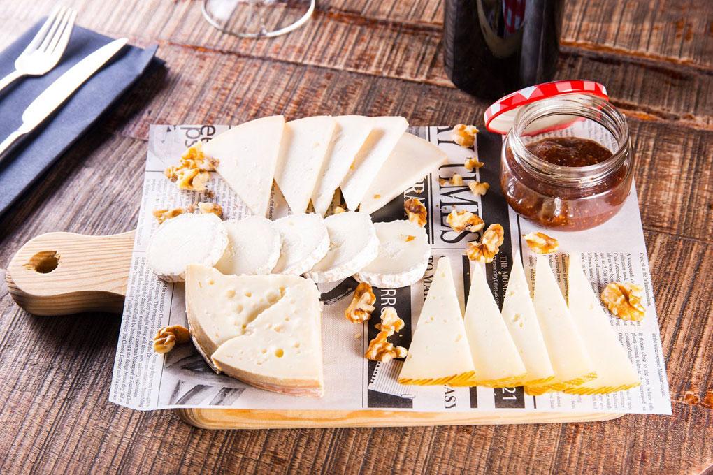 ¿Quién se resiste a un buen queso? Foto: Mastrepiero (Facebook).
