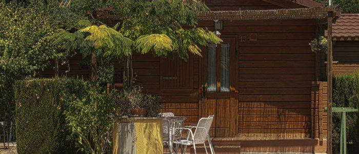 El bungalow es la mejor opción para quienes deseen algo más de comodidad.