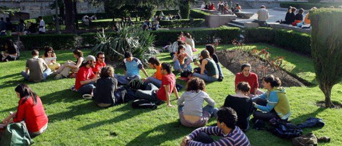 Salamanca es una de las ciudades con más vida universitaria.