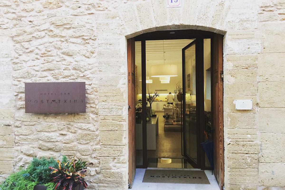 Un exquisito hotel boutique con nueve habitaciones. Foto: Facebook.