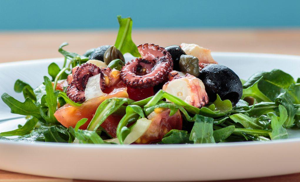 Un plato fresco y delicioso. Foto: Shutterstock.