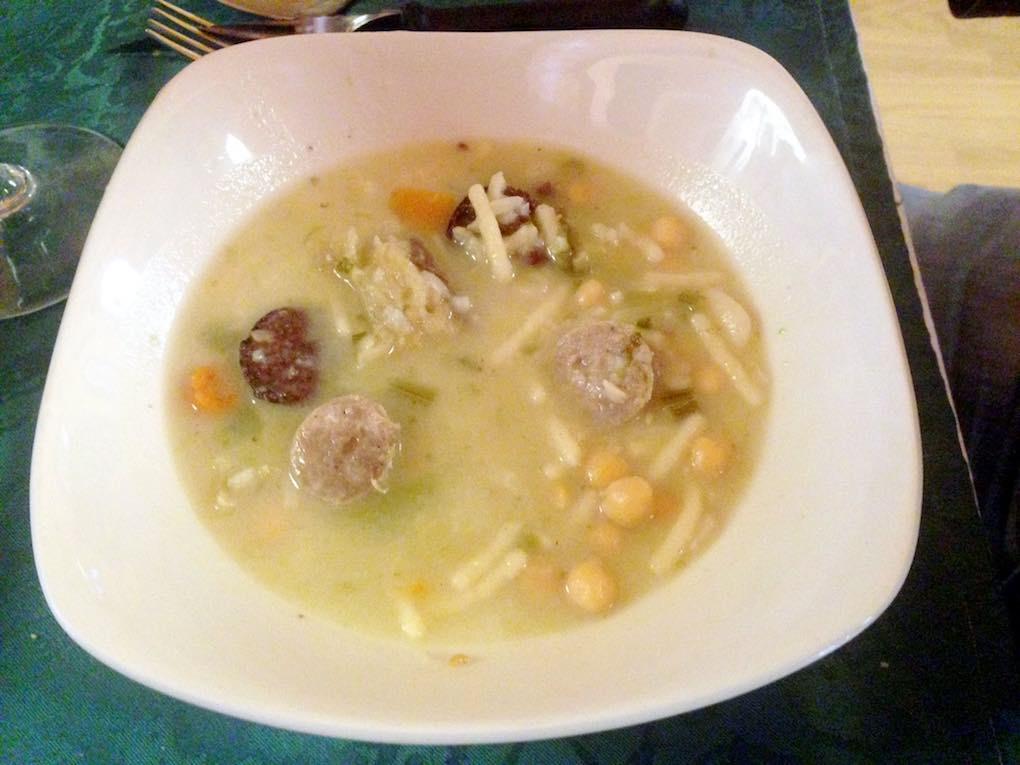 Sopa aranesa. Foto: Facebook Val d'Arán