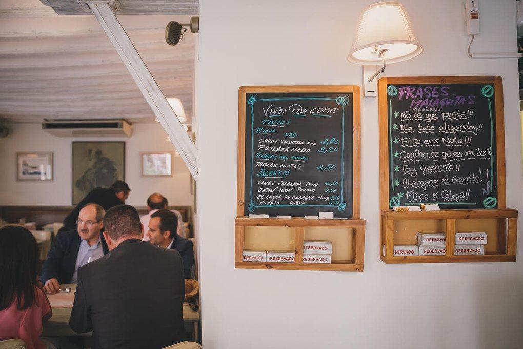 Esta taberna en el centro de Málaga se ha convertido en todo un referente.