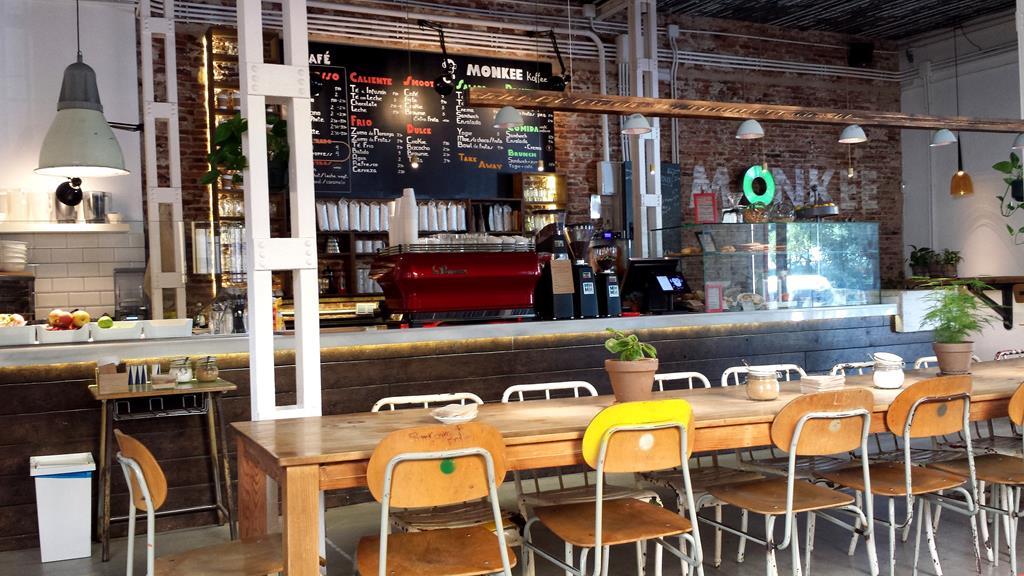 El Monkee Kofee. Foto: C. M.