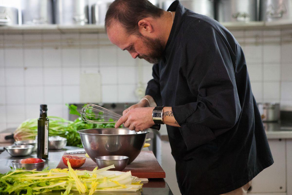 Virgilio Martínez, chef del restaurante 'Beethoven'.