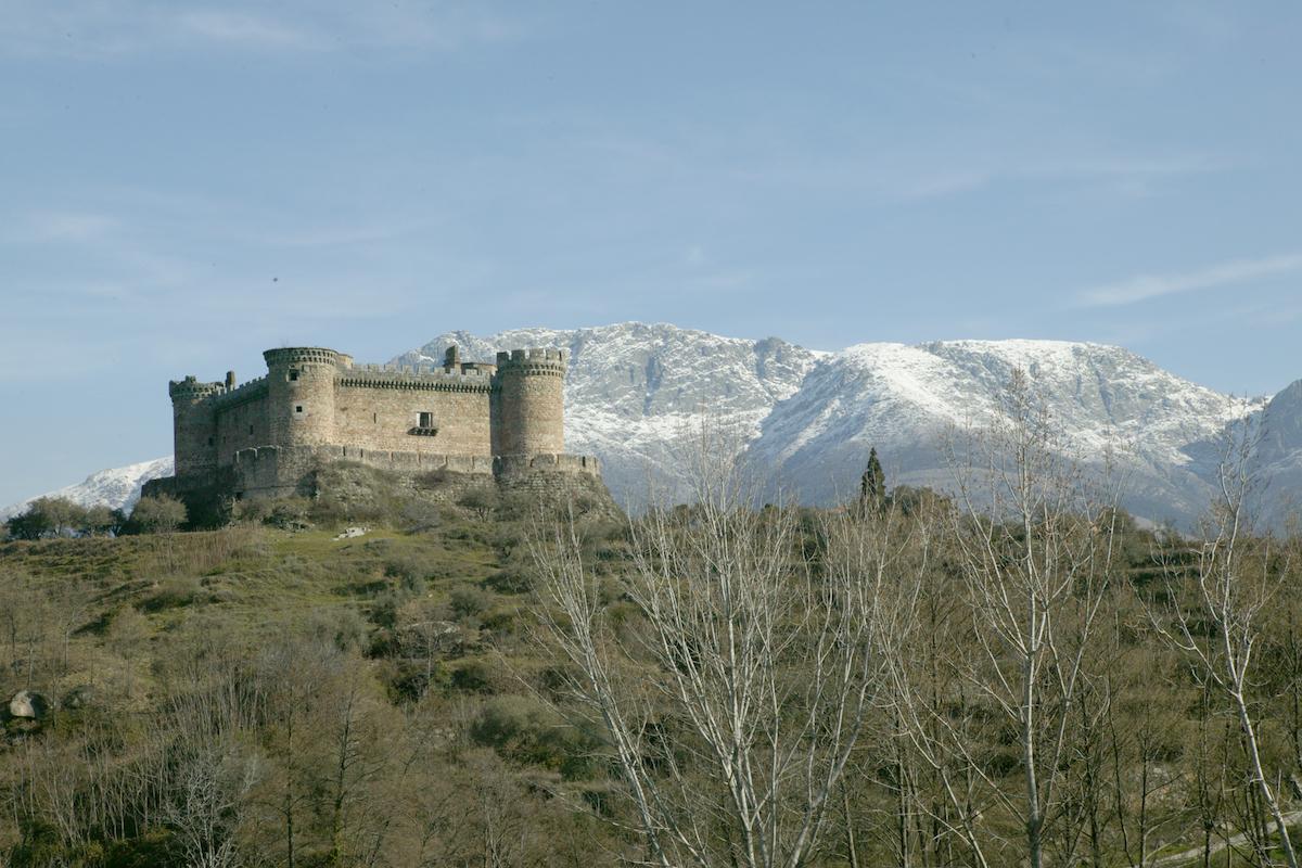 Castillo de Mombeltrán.