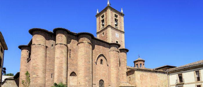 Santa María la Real, Nájera.
