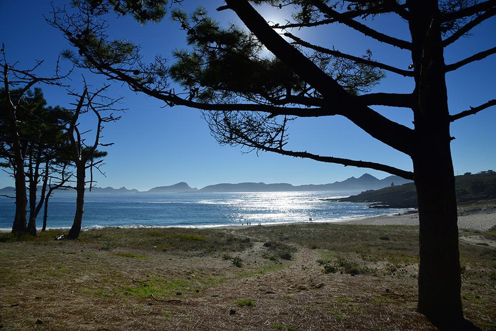 Playa Melide, otro paraíso gallego. Fotos: Alfredo Merino y Marga Estebaranz.