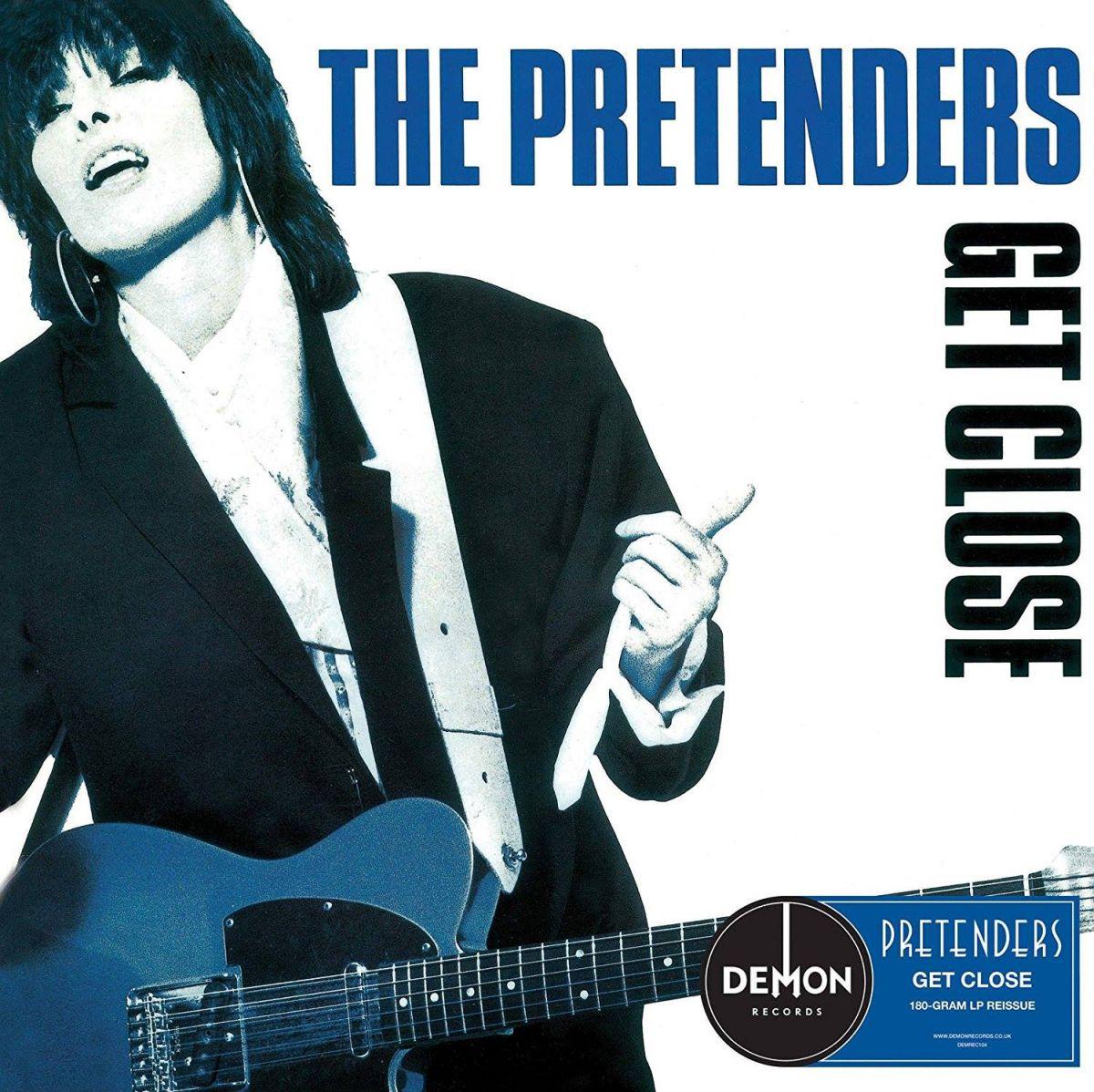 Portada del disco The Pretenders.