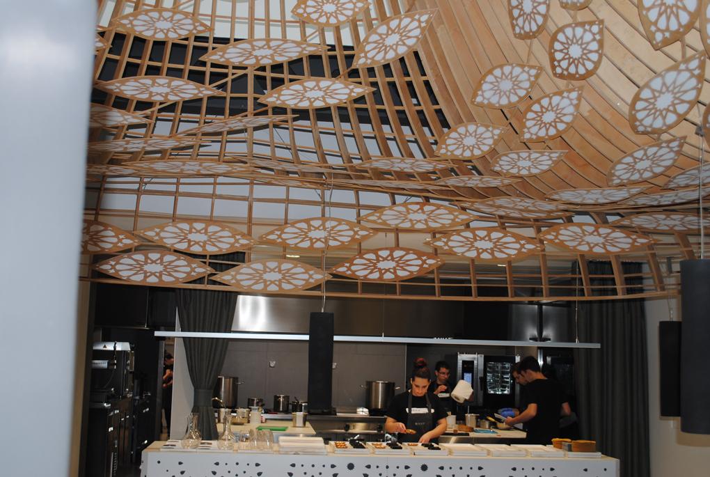 Restaurante Noor. Foto: Mamadú Dabó.