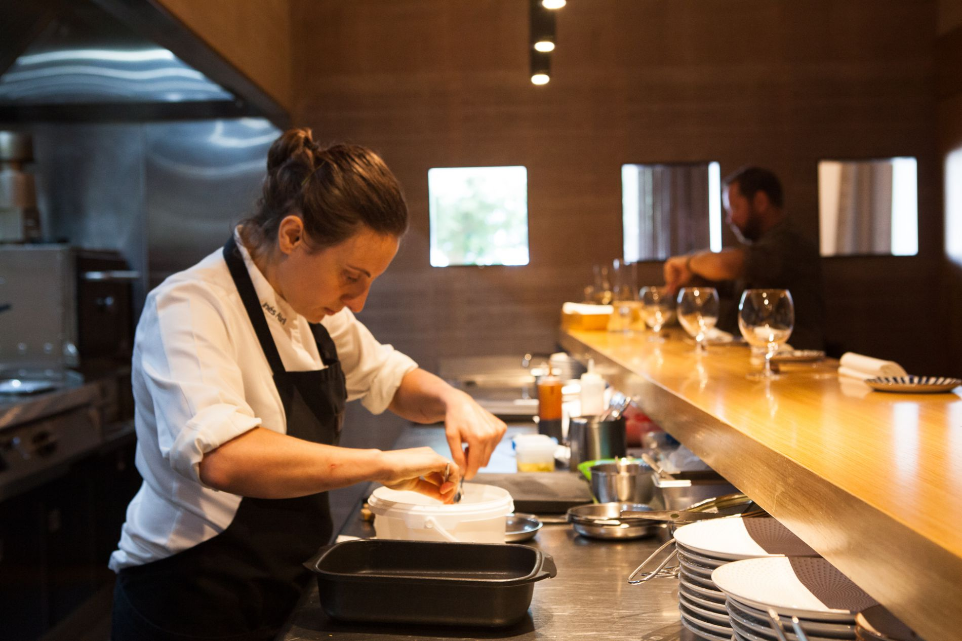 Restaurante 'Maruja Limón': Inés Abril