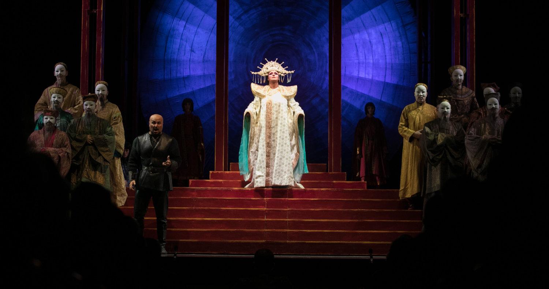 Una delicia disfrutar de 'Turandot'. Foto: Miquel González, Festival Castell Peralada.