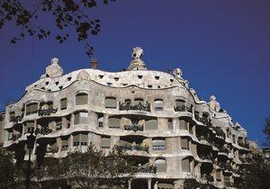 La Pedrera. / Imagen cedida por: Barcelona Turisme.