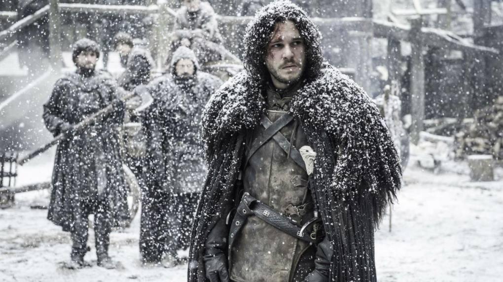 Jon Nieve necesita un destino con calorcito. Foto: D.R.