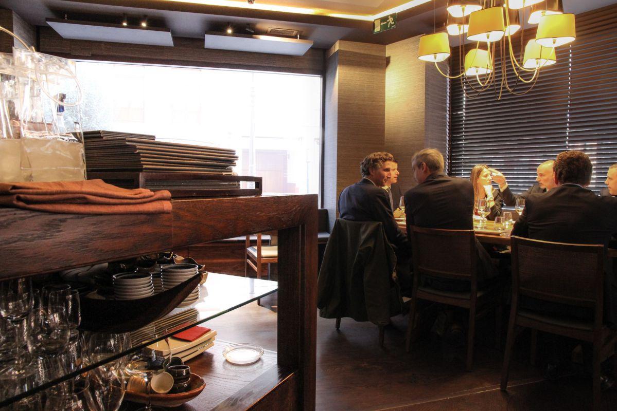 El local se ha convertido en un referente de los amantes de la cocina japonesa.