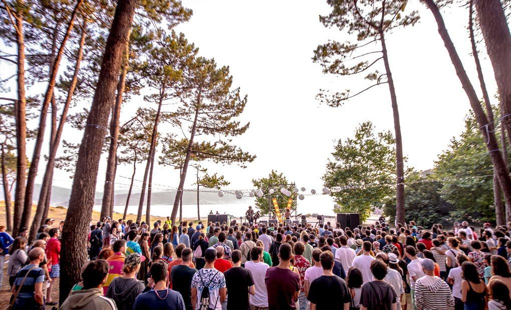 ¡Que no pare la música! Foto: Festival V de Vallares.