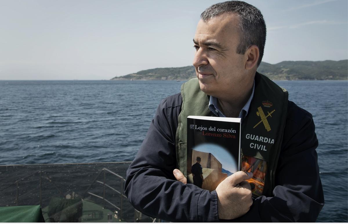 Para ambientar 'Lejos del corazón', el escritor recorrió de arriba a abajo Campo de Gibraltar. Foto: Carlos Ruiz B.k.