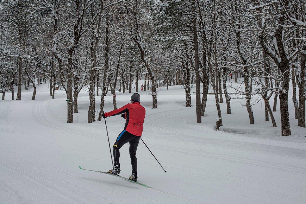 A escasa distancia de las concurridas pistas de esquí de Panticosa y Formigal.