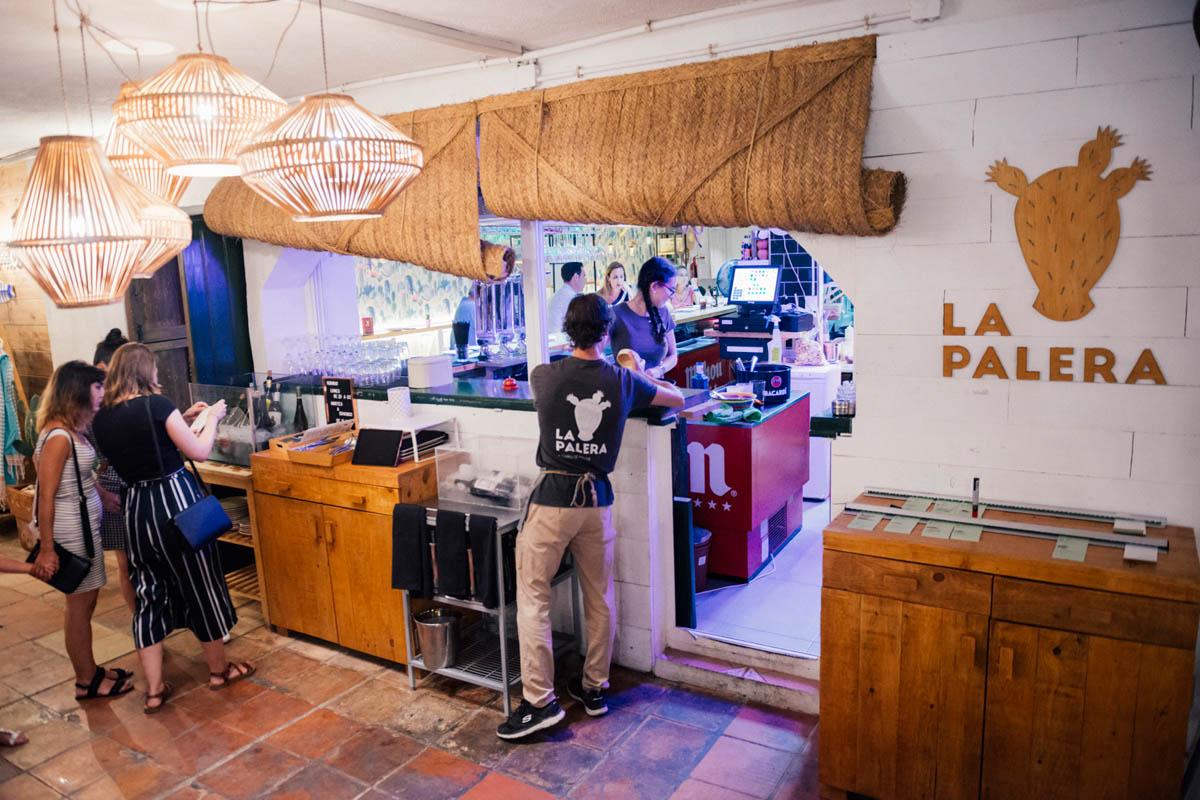 hermosa casa de bacalao de cabo Restaurante La Palera Cabo De Palos Murcia Gua Repsol