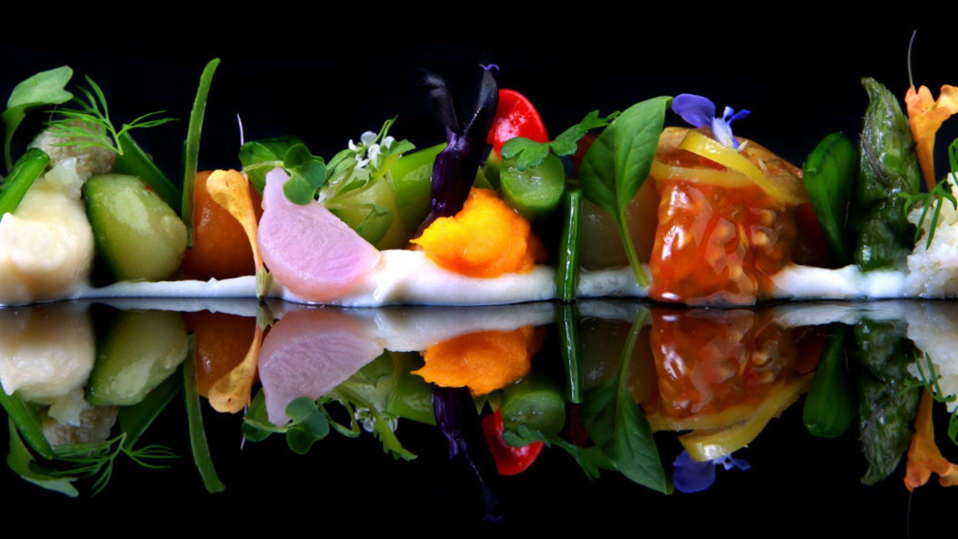 Plato estrella: Gastrogenómica con verduras
